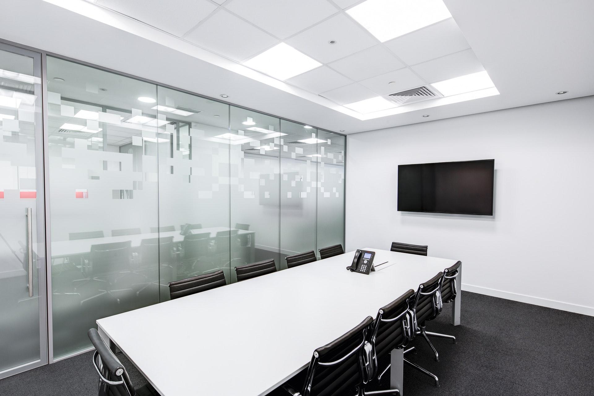 Unterhalt / Grundreinigung von Büro und Gewerbeflächen